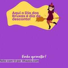 As últimas tendências em eletro você encontra aqui pelo melhor preço! 👻 #AhazouTec #diadasbruxas #halloween #desconto #promoçao  #eletrodomesticos #tecnologia