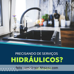 Não precisa ter dor de cabeça na hora de fazer os reparos hidráulicos da sua casa. Entre em contato #serviços #serviçoshidraulicos #AhazouServiços #encanador #plumber #encanamento