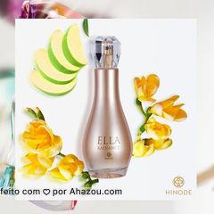 Evolva- se com a energia e o brilho da mulher Radiance. Ella Radiance é contagiante e alegre, traz em sua essência a mistura da maçã-verde e da frésia e uma forte presença de notas de chocolate, tornando a fragrância encantadora. #Hinode #perfumariahinode #hinodeperfumes #fragrancias #fragranciasfemininas #ella #ellaradiance #ahazourevenda #ahazouhinode