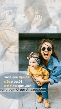 Use esse post como um mantra diário e repita para si: você é a melhor mãe que você consegue e isso é o suficiente! ? #FrasesdeCriança #Criança #Maternidade #AhazouFashion  #instakids #kidsfashion #moda