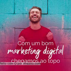 Veja como pessoas reais tiveram sucesso nas suas vendas após o uso do marketing digital no seu negócio. Acesse nossa página  #AhazouMktDigital #marketingdesucesso #mktdigital #sucesso #lucro #empreendedor #empreender #vendas