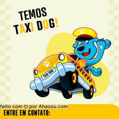 Nós levamos e buscamos seu amiguinho com segurança ??? #ahazoupet #banhoetosa #taxidog