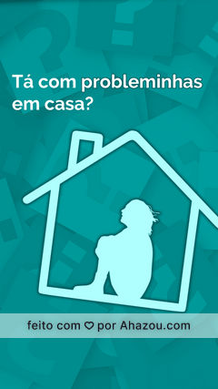Já imaginou chegar em casa e ela estar inundada? Se sua pia entupiu, se o cano quebrou, chame um encanador!  #Encanador #AhazouServiços #Casa
