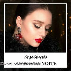Que tal essa maquiagem pra noite? ? #makeup #maquiagem #inspiracao #ahazou