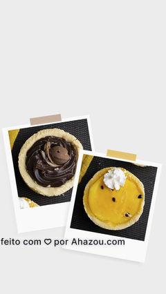 Já experimentou nossos tarteletes? Faça seu pedido! #tarteletes #doces #sobremesa #ahazoutaste #confeitaria