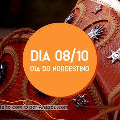 Hoje é comemorado no Brasil o dia do  Nordestino! Povo alegre, que vive com um sorriso no rosto! Obrigado por compartilhar conosco toda a riqueza e beleza da sua cultura ?????? #diadonordestino #ahazou nordeste #brasil