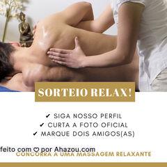 Você merece relaxar! ✨? Siga as regras e participe do nosso sorteio! #sorteio #ahazou #massagem