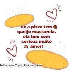 Se você é apaixonado por uma pizza de mussarela, então vem fazer o seu pedido já com a gente! Garantimos que você vai se deliciar com uma pizza que tenha muito amor. #Pizza #Mussarela #ahazoutaste #Pizzaria #PizzaMussarela #Queijo #Sabores