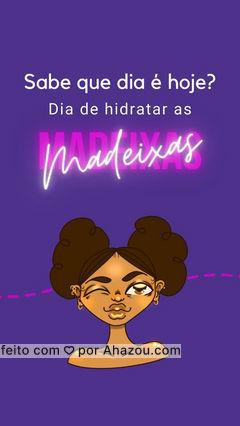 Suas madeixas merecem esse mimo! ??  #hidratacao #madeixas #AhazouBeauty  #cabeloperfeito