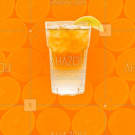 O café da manhã é a refeição mais importante do dia, que tal pedir um suco de laranja para começar o dia com força total ? #ahazoutaste #suco #sucodelaranja #laranja #energia #disposição #cafedamanha