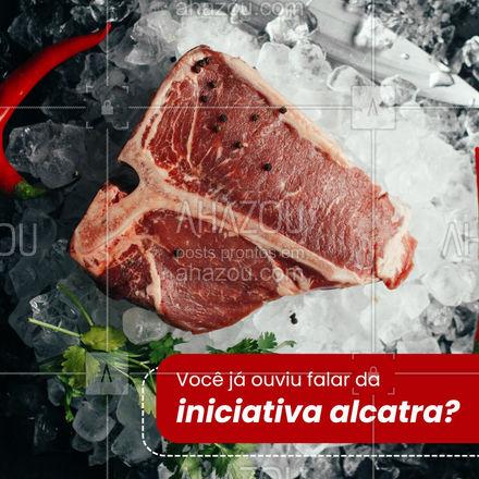 Essa iniciativa existe para te ajudar a salvar o churrasco com a carne certa. Aceita entrar na nossa equipe? #ahazoutaste  #churrasco #alcatra  #açougue