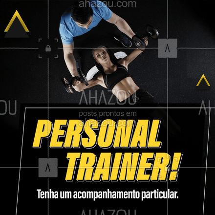 Você que deseja realmente obter resultados com o seu treino, contrate meu serviço de Personal Trainer! Eu sou qualificado para te ajudar a construir o seu corpo de acordo com os seus objetivos! Entre em contato já! #AhazouSaude  #personaltrainer  #boratreinar  #nopainnogain  #personal