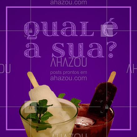 Já conhece nossa carta de drinks artesanais? Preparamos receitas muito especiais para vocês, venham conhecer e se deliciar com as novidades da casa! #ahazoutaste #drinks #bar #novidades #coquetel #caipirinha