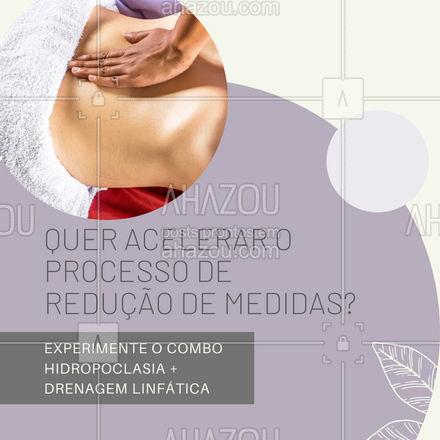 Elimine gorduras localizadas e transforme seu corpo com esses procedimentos!  #AhazouBeauty  #esteticacorporal #estetica #esteticista #esteticaavancada #saúde