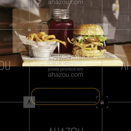 Esse combo está de dar água na boca, hein! Bora aproveitar? Peça já o seu! ? #ahazoutaste  #delivery #lanche #hamburgueriaartesanal #artesanal #hamburgueria #burgerlovers #burger #combo #pedido #comboirresistível