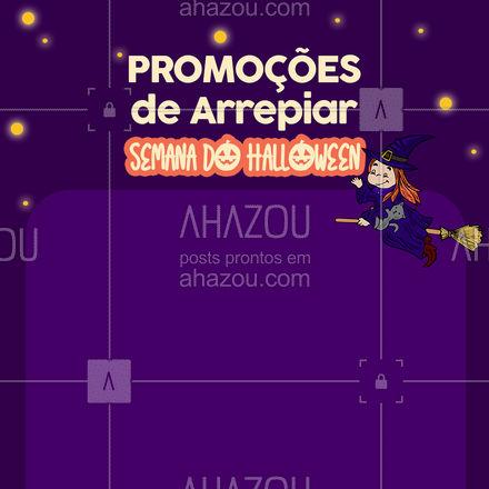 Venha aproveitar nossas promoções de arrepiar!  ? #ahazou  #promoção #desconto #preço