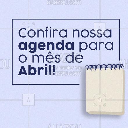 Abril chegou e nós já estamos com horários vagos, aproveite para reservar o seu e venha nos fazer uma visitinha! ? #frasesmotivacionais  #motivacionais  #motivacional   #quote