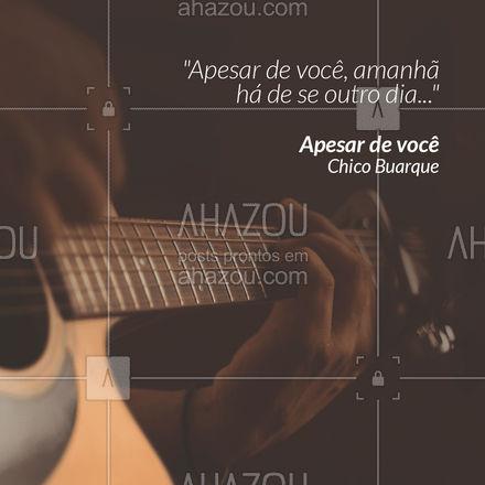 Um clássico é um clássico com motivo, né? 🤩 #chicobuarque #apesardevoce #AhazouEdu  #aprendamúsica  #instrumentos  #música