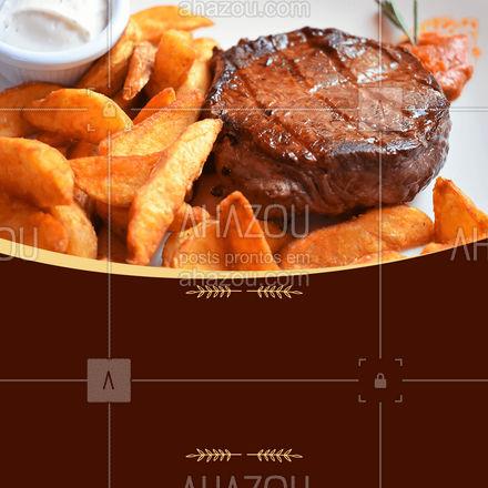 Vai dizer que não está com aquela vontade de comer um prato diferenciado hoje? Aqui nós temos as melhores opções para melhorar o seu dia, experimente! ? #ahazoutaste  #restaurante #alacarte #foodlovers #selfservice