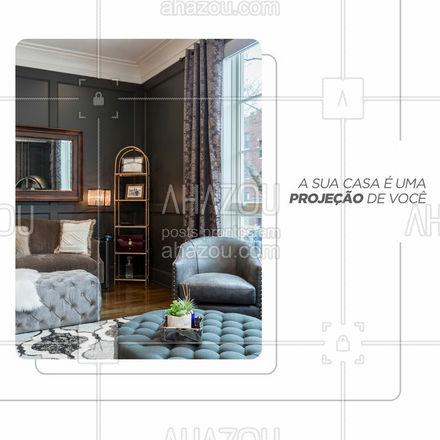 Nós te ajudamos a deixá-la do seu jeito! Entre em contato para mais informações #AhazouDecora #AhazouArquitetura #designdeinteriores #homedecor #decoracao #arquiteto #arquitetura