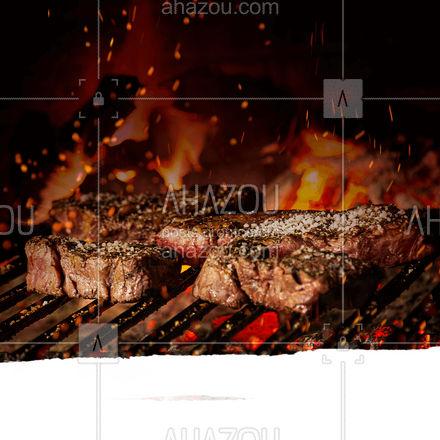 Venha saborear um churrasco delicioso na companhia do seu velho. Valor especial para o Dia dos Pais. #ahazoutaste  #gastronomy #foodie #gastronomia #foodlover #culinaria #instafood #diadospais