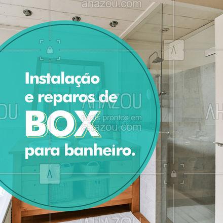 Precisando desses serviços? Basta entrar em contato, podemos te ajudar! #AhazouVidraçaria #box #banheiro  #vidrotemperado  #vidracaria  #vidraçaria #servicos #reparos #instalacao