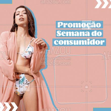 Para deixar esse semana ainda melhor venha conferir nossa promoção (inserir informação). #tendencia #moda #modapraia #summer #AhazouFashion #praia #beach #verao #fashion #AhazouFashion #AhazouFashion #AhazouFashion