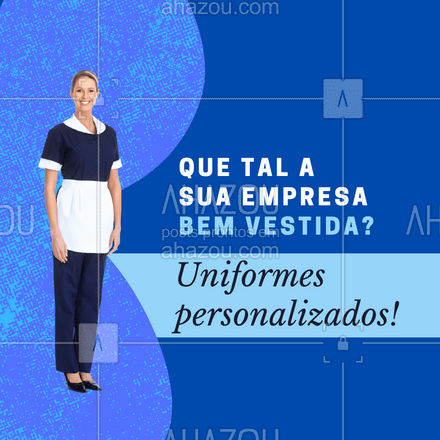 Para mais informações entre em contato com a gente! ??   #AhazouFashion  #costureira #encomendas #costuraereparos #uniforme #uniformedeempresas
