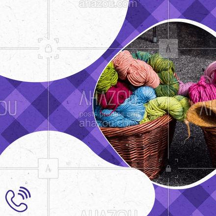 Você bem que anda merecendo uma peça nova, vai! ? #tricot #croche #costura #AhazouFashion  #costureira #encomendas #fashion