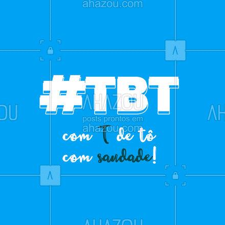 Tem tempo que não nos vemos e bateu aquela saudade... Marque seu horário e vem matar essa saudade! #ahazou #motivacionais #motivacional #tbt #saudade