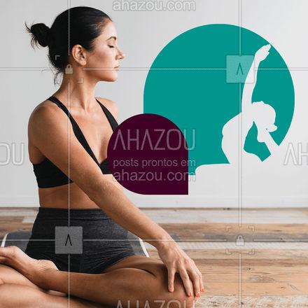 Deixe o pilates transformar o seu dia a dia! Agende sua aula! #AhazouSaude #aulapilates #flexibilidade  #pilates  #pilatesbody  #pilateslovers