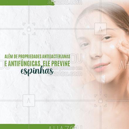 Essa receita pode ser usada uma vez a cada duas ou três semanas para uma pele saudável e bonita.  #AhazouSaude #terapiascomplementares #bemestar #energia #vivabem #saude #DIY