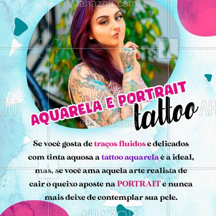 Existem vários tipos de tatuagem, desde as oldschool até às artes mais minimalistas possíveis, mas, hoje estamos trazendo esses dois estilos que ganharam espaço no coração de muitas pessoas e com um acabamento lindíssimo em qualquer tipo de pele.  #AhazouInk  #tattoo