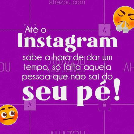 Vontade de marcar não falta, né, fala sério! ???? #instacaiu #instagramcaiu #engraçado #ahazou #darumtempo #humor #motivacional