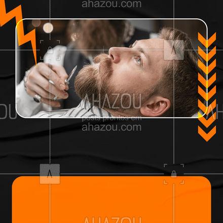 Aproveite nossas promoções e venha cuidar do seu visual! ?? #AhazouBeauty #barbeirosbrasil #barbeiro #barbearia #barba #barberShop