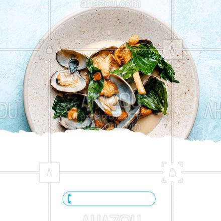 Já que tem que ficar em casa, que seja comendo coisa gostosa! ? Faça seu pedido pelo delivery! #ahazoutaste  #foodlovers #delivery #camarao #peixes #pescados #instafood #frutosdomar #pedido #online #entrega
