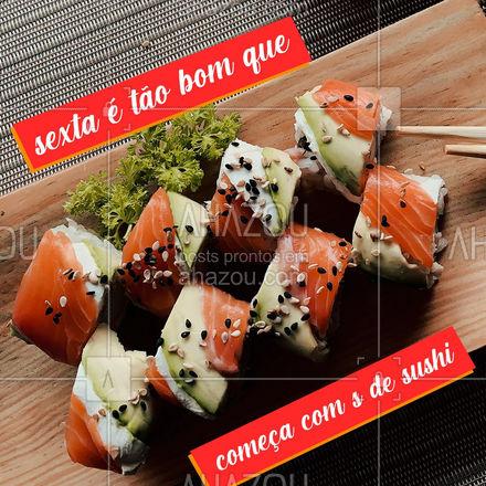 E tem combinação melhor que essa? ? Peça agora ? #japa #delivery #ahazoutaste #sushitime #sushidelivery #comidajaponesa #ahazoutaste