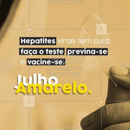 A luta contra as hepatites virais começa com a conscientização e tem cura. Vacina-se! ??  #ahazou  #frasesmotivacionais #motivacionais #quote #motivacional
