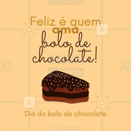 Você também ama? A gente sabe, até porque essa delícia ninguém resiste! #ahazoutaste  #bolo #doces #bolocaseiro