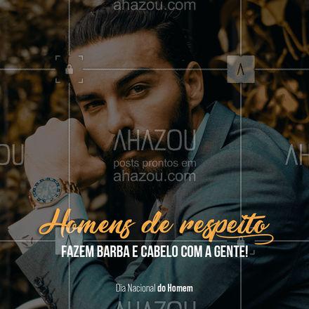 Agende já o seu horário com a gente!?#Dianacionaldohomem #AhazouBeauty #barbearia #barbeiro #barberShop #AhazouBeauty