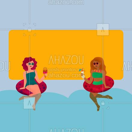 Você linda na praia ou piscina. Aproveite nossos descontos incríveis!? #modapraia #AhazouFashion #summer #praia #moda