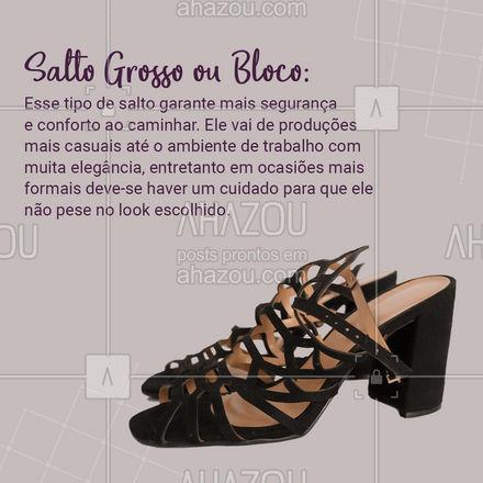 Na dúvida se o seu sapato combina com determinada ocasião? Não precisa se preocupar com isso, veja as dicas e arrase no look! #lookdodia #fashion #OOTD #AhazouFashion #style #moda #outfit #dicas #sapatos
