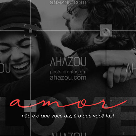 Demonstre seu amor, dê valor a quem você ama. #ahazou #frasesmotivacionais  #motivacionais  #quote  #motivacional