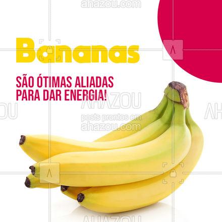 As frutas são ótimas aliadas a saúde, além do sabor maravilhoso, são maravilhosas para o nosso corpo também! Conta pra gente: Qual fruta você mais gosta? Já comeu ela hoje? #AhazouSaude #frutas #banana #abacaxi #laranja #bemestar #nutricao #alimentacaosaudavel #saude #viverbem #AhazouSaude #AhazouSaude #AhazouSaude