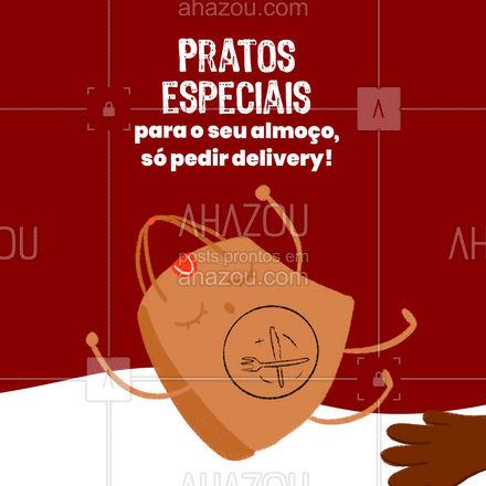 Surpreenda seu paladar com nossas delícias! #ahazoutaste #gastronomy #gastronomia #culinaria #instafood #delivery #almoço