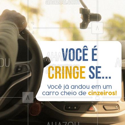 Quem também usava os cinzeiros do carro para jogar os papeis de bala levanta a mão ??♂?♀! #automotivos #carro #AhazouAuto #mecanico #automotivo #carros #cringe #millennial #geraçaoz