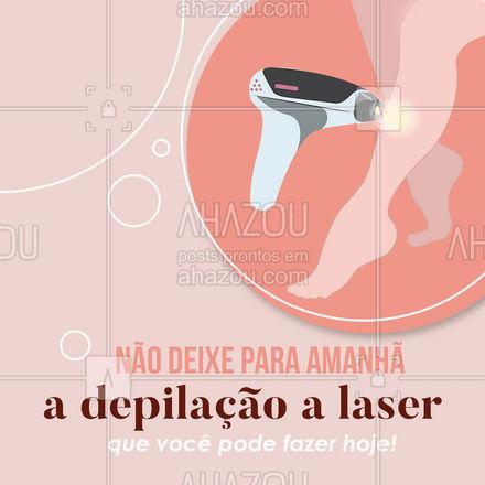 Não perca mais tempo, entre em contato e agende já o seu horário! #bemestar #beleza #depilação #AhazouBeauty #depilaçãoalaser #estetica #laser #cuidados