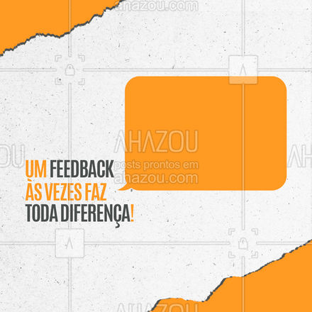 O seu retorno diz muito à respeito do nosso serviço. Obrigado por sua preferência e satisfação! 💖  #ahazou #frasesmotivacionais  #motivacionais  #quote  #motivacional   #feedback #avaliação