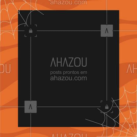 Estamos com diversos descontos neste mês de halloween, venha aproveitar com a gente! 🎃🧛🏻♀️ #ahazou #promoção #halloween #mesdohalloween #promocoes #especialhaloween