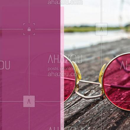Segura essa promo porque ela vai passar rapidinho! Um desconto imperdível, venha já conhecer lindos modelos de óculos. ??️ #Oculos #Sextou #AhazouÓticas #editaveisahz #Promo
